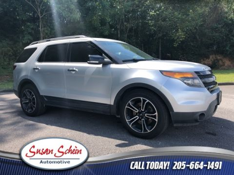 Pre-Owned 2014 Ford Explorer Sport 4WD 4D Sport Utility