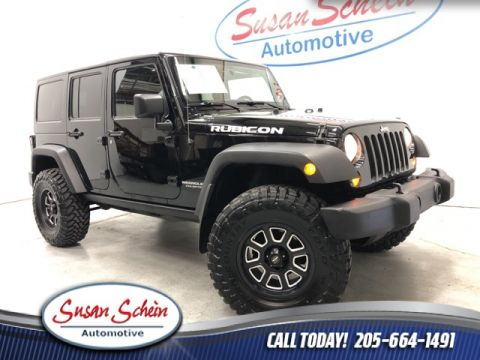Pre-Owned 2011 Jeep Wrangler Unlimited Rubicon 4WD 4D Sport Utility