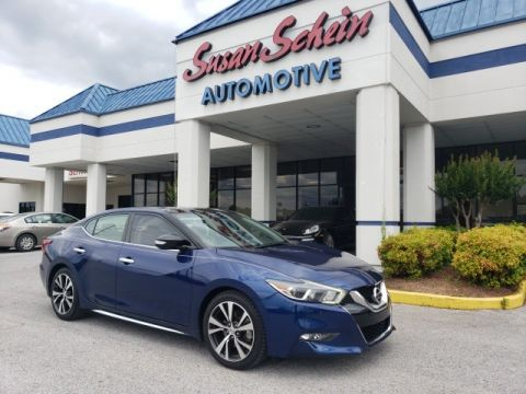 Pre-Owned 2016 Nissan Maxima Platinum FWD 4D Sedan