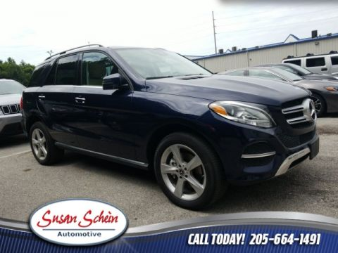 Pre-Owned 2017 Mercedes-Benz GLE GLE 350 4MATIC® 4D Sport Utility
