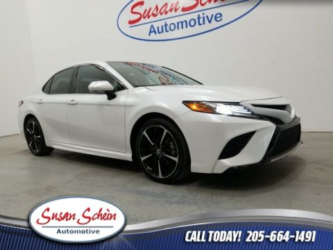 Pre-Owned 2019 Toyota Camry XSE FWD 4D Sedan
