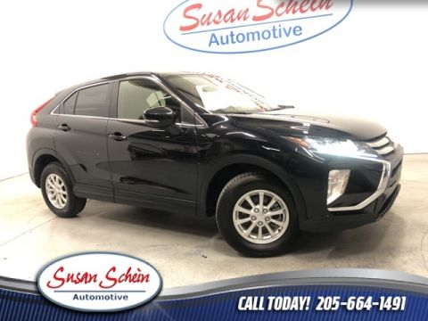 Pre-Owned 2019 Mitsubishi Eclipse Cross ES 4WD 4D Sport Utility