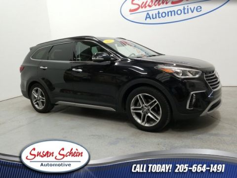 Pre-Owned 2017 Hyundai Santa Fe Limited Ultimate AWD 4D Sport Utility