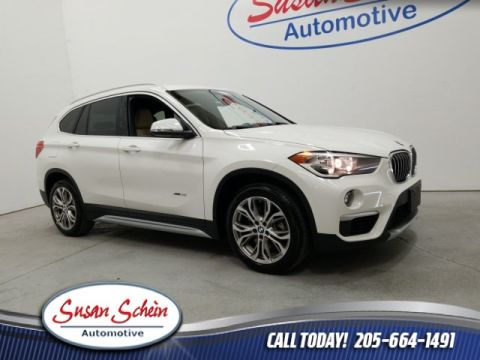 Pre-Owned 2017 BMW X1 xDrive28i AWD 4D Sport Utility