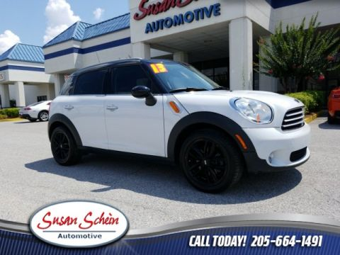 Pre-Owned 2013 MINI Cooper Countryman Base FWD 4D Sport Utility